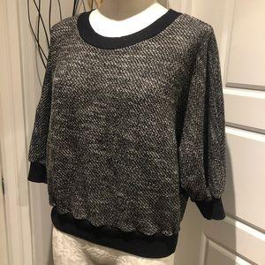 🟠 American Appeal mid sleeves knitwear